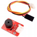Passive Buzzer Sound Sensor Module with 3 Pin Dupont Line for Computers / Printer / Photocopier / Alarm / Electronic Toy / Autom